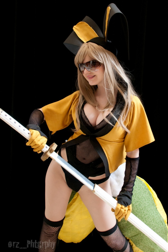 Sexy Cosplay of the Week04