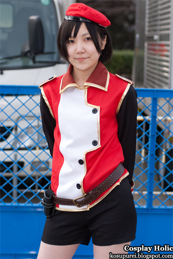 unknown cosplay 126 from comiket 77